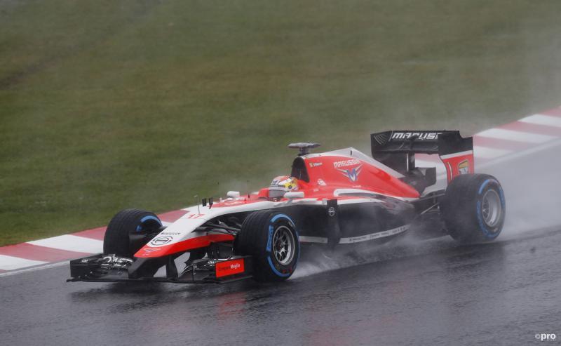 Terugkeer GP Frankrijk opgedragen aan Bianchi (Pro Shots / Zuma Sports Wire)