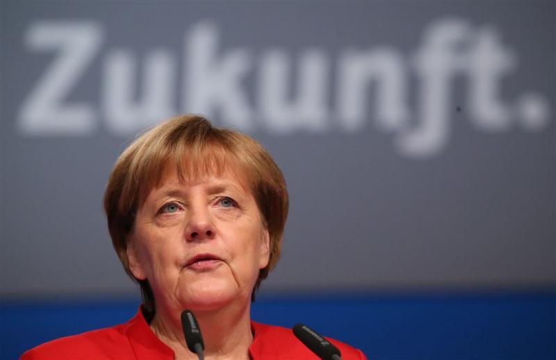Merkel: geen vluchtelingencrisis meer