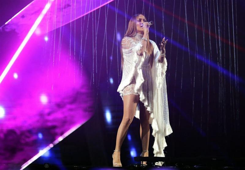 Jennifer Lopez langer in Las Vegas