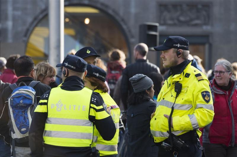 Speciaal politieteam tegen overlast Amsterdam