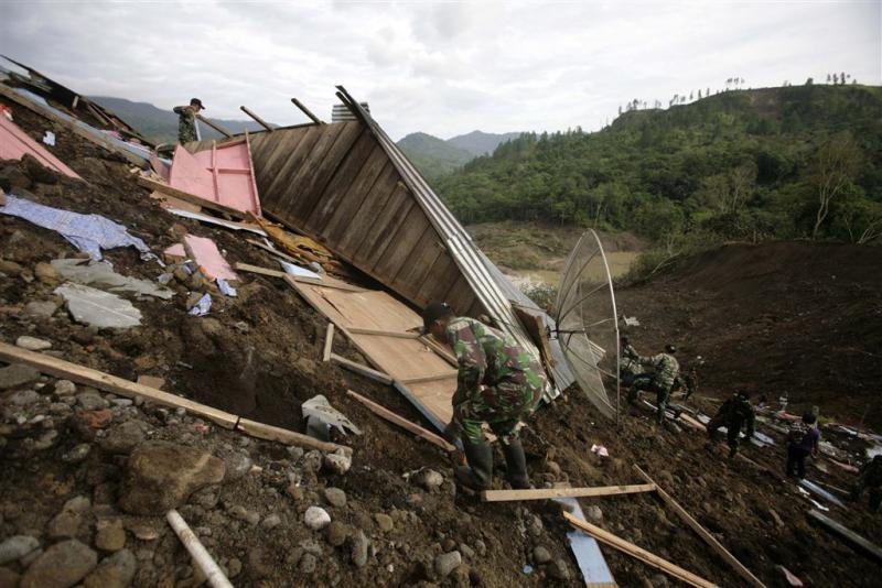 Doden bij krachtige aardbeving Atjeh