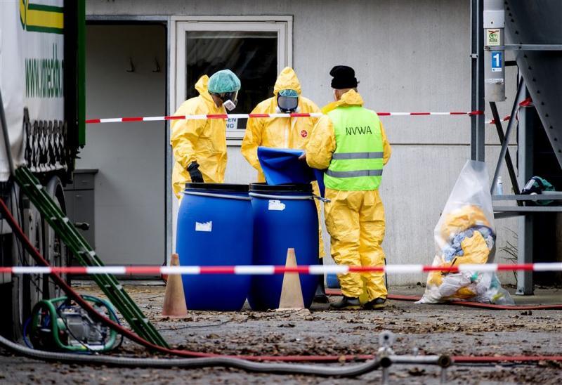 Dode vogels met vogelgriep in Friesland