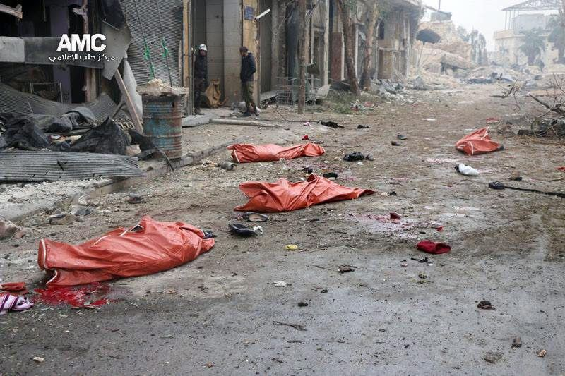 Syrië steeds dichter bij herovering Aleppo