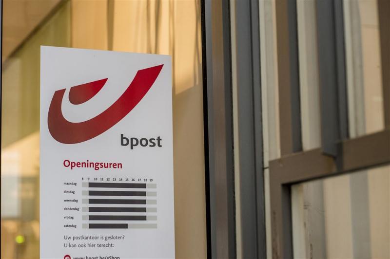 Bpost: geen nieuw bod op PostNL