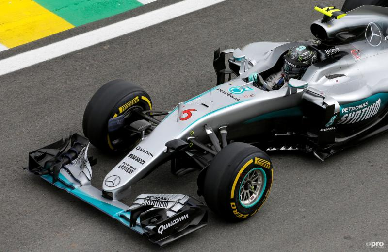 Mercedes zoekt sollicitanten voor plek Rosberg (Pro Shots / Action Images)