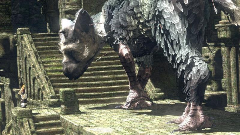 The Last Guardian Kijken