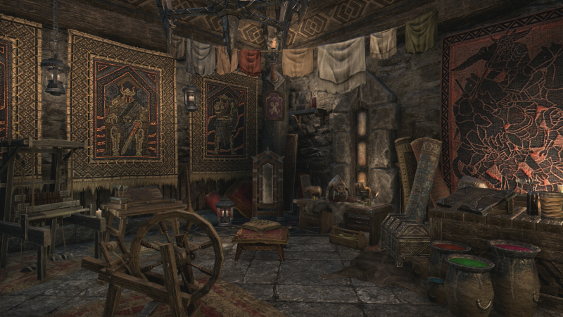 Huis in Elder Scrolls Online