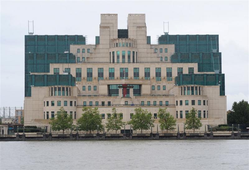 Hoofd MI6: meer risico op aanslag door Russen