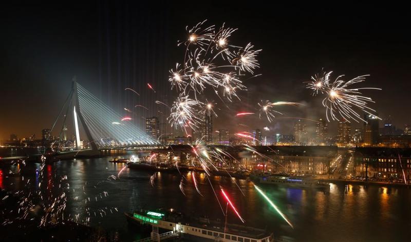 Burgers meten vuurwerksmog rond jaarwisseling