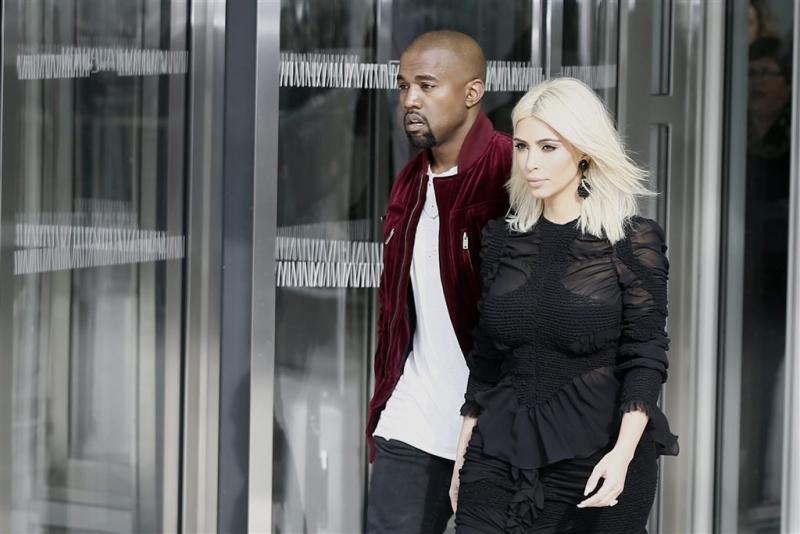 'Kanye en Kim closer dan ooit'