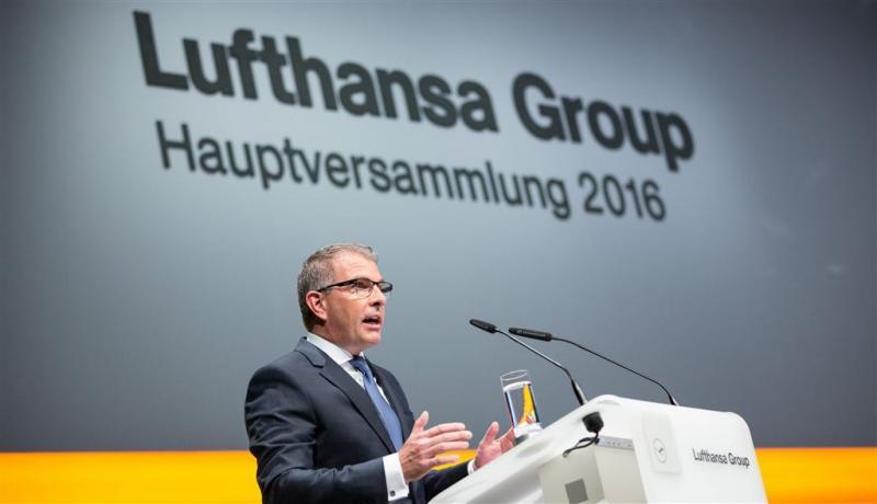 Lufthansa: nog dit jaar akkoord met piloten