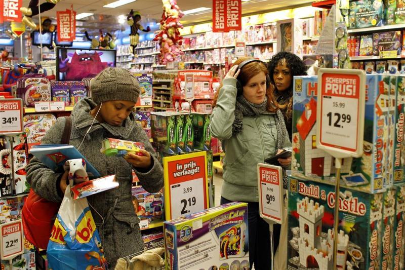 Speelgoedwinkels adverteren met nepkortingen