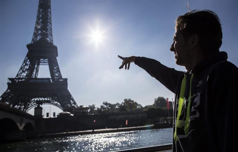 Parijs verklaart ratten de oorlog
