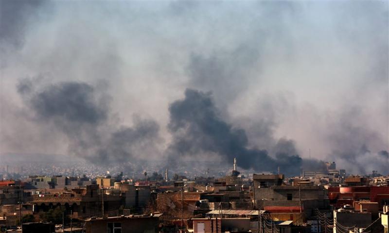 Veel doden bij vergissingsbombardement Irak