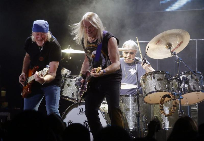 Deep Purple naar Ziggo Dome