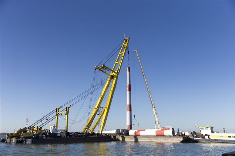 Meer gebied aangewezen voor windparken op zee