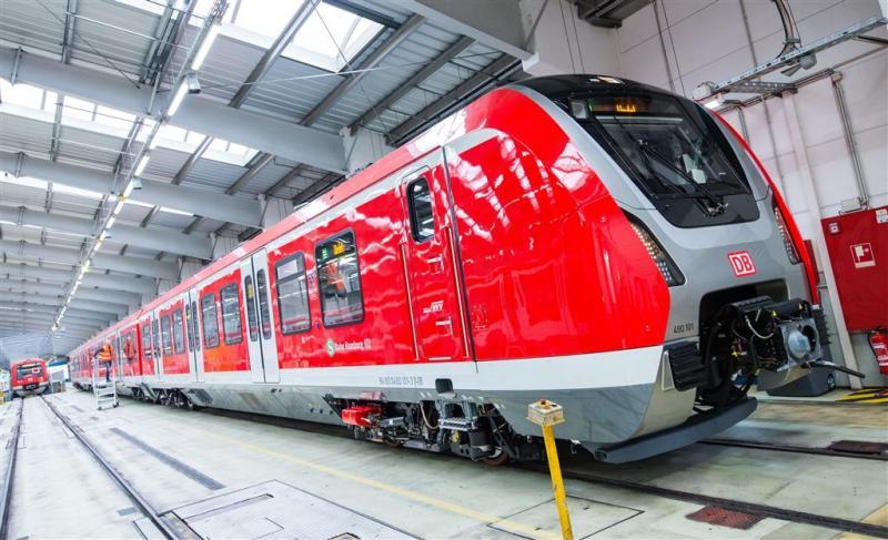 'Bombardier schrapt 2500 banen in Duitsland'