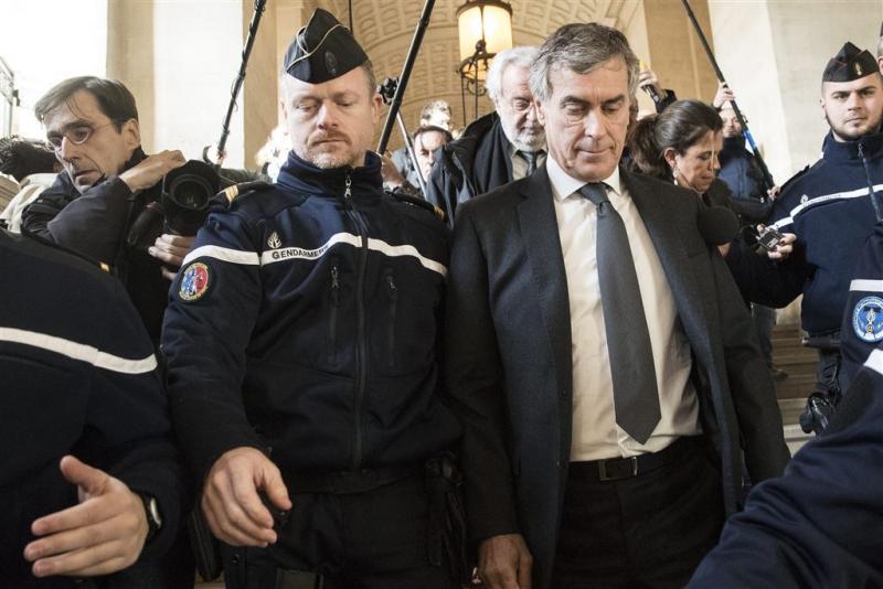 Franse ex-staatssecretaris cel in voor fraude