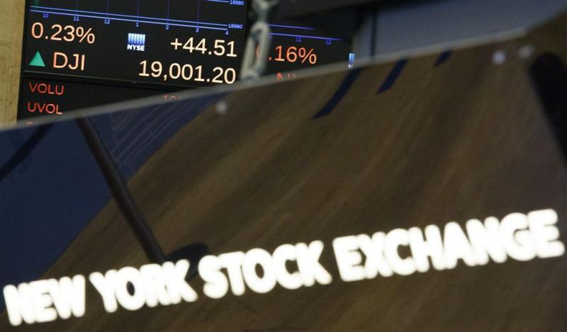 Wall Street vrijwel vlak na ECB-besluit