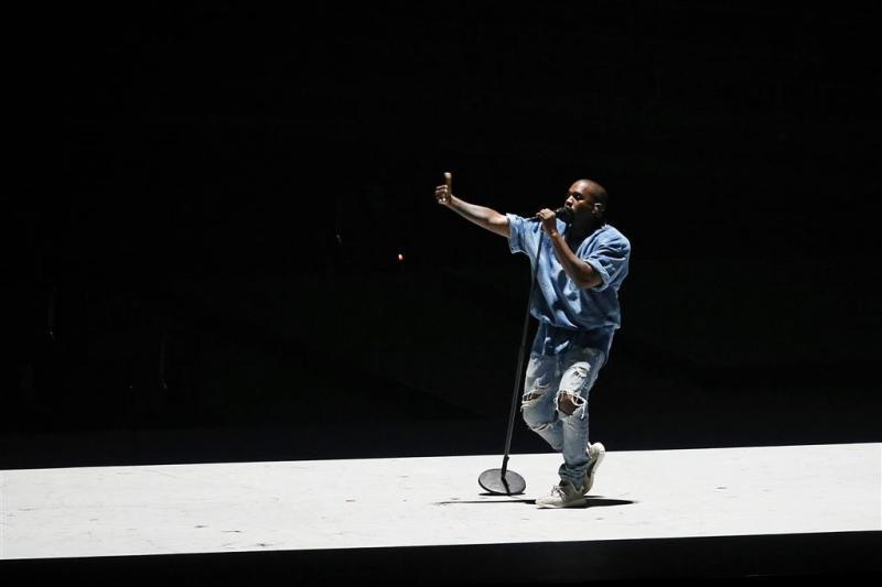 'Inzinking Kanye levert geniale muziek op'