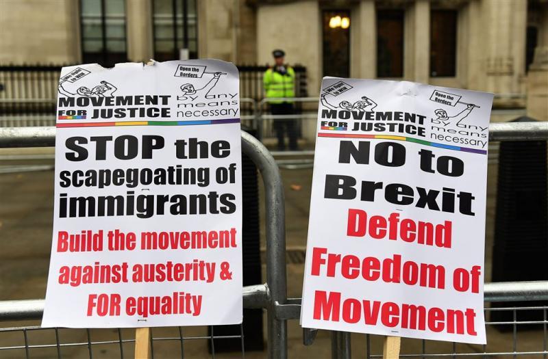 Zitting Hooggerechtshof over brexit voorbij