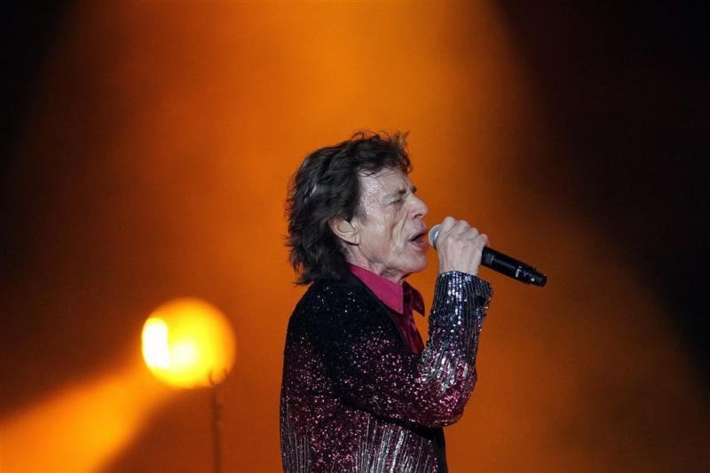 Mick Jagger (73) is weer vader