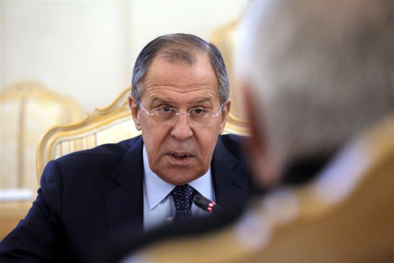 Lavrov: stop met verwijten en oorlogsretoriek