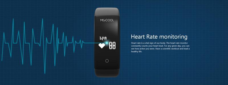 MGcool 2 hartslag