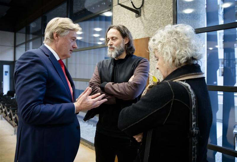 Kamer steunt manifest ouderenzorg Hugo Borst