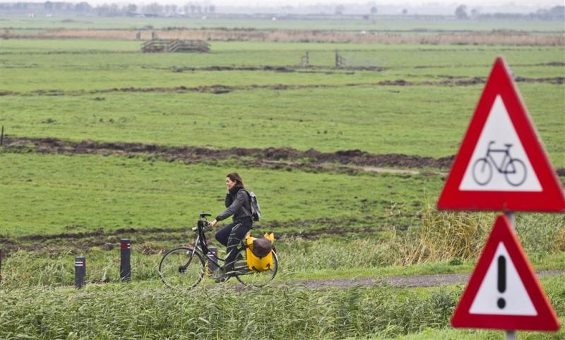 Fietsen in Nederland krijgt ruime voldoende