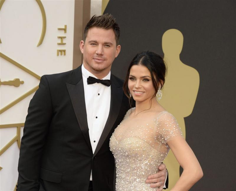 Jenna Tatum: 'Channing is goed in bed'