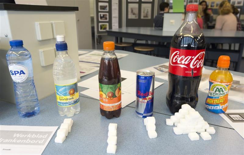 België zet suikerbelasting niet door