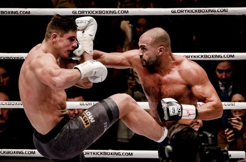 Ziggo Sport scoort met kickbokswedstrijd