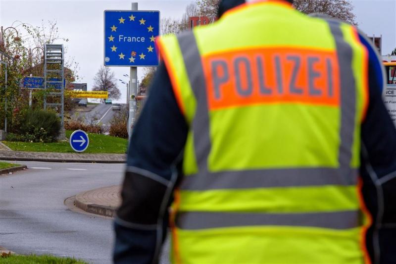 Duitsland wil grenscontroles verlengen