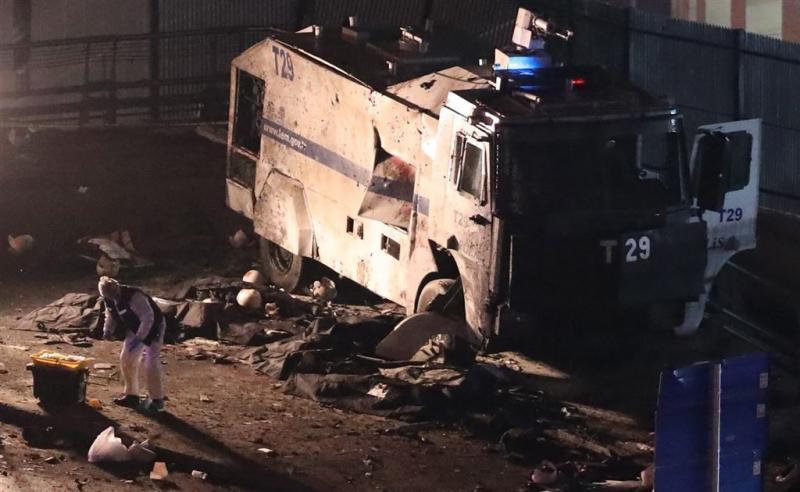 Koerdische groep TAK claimt aanslag Istanbul