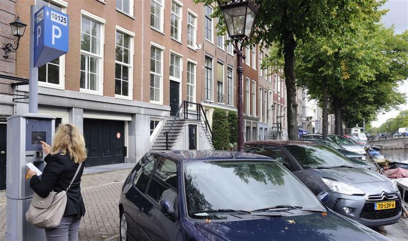 Amsterdam wil geen straten vol auto's meer