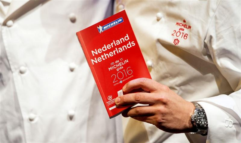 Presentatie Michelingids Nederland