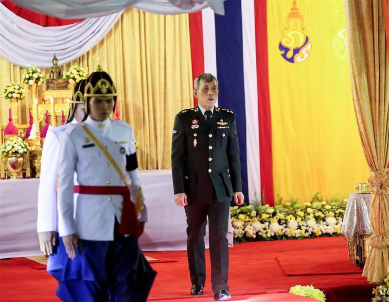 Thaise koning gelast vrijlating gevangenen