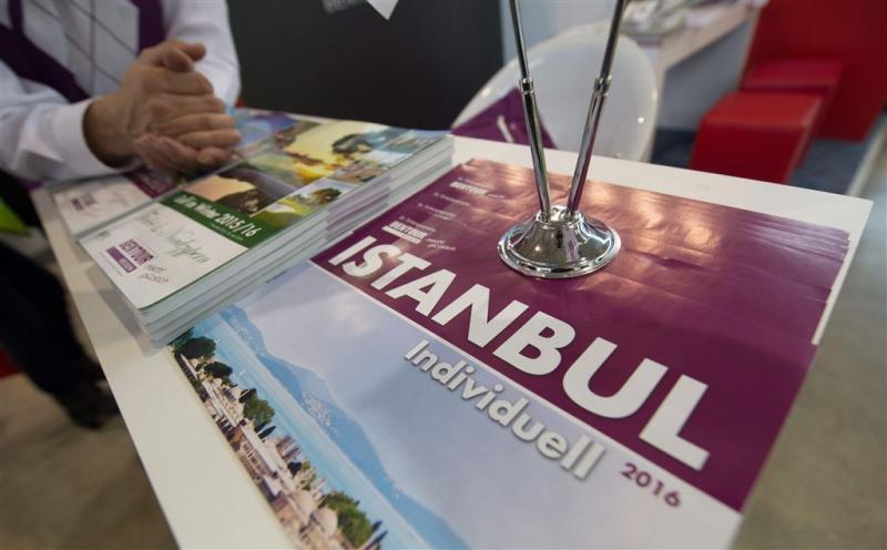 Turkse economie krimpt fors
