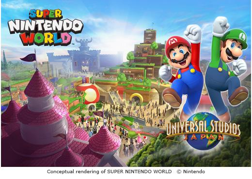 Super Nintendo World Universal Studios