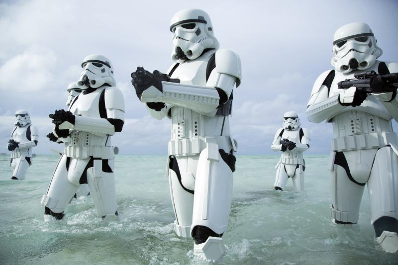 Rogue One: Stormtroopers op Scarif