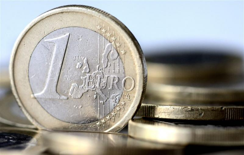 Euro op laagste stand sinds begin 2003