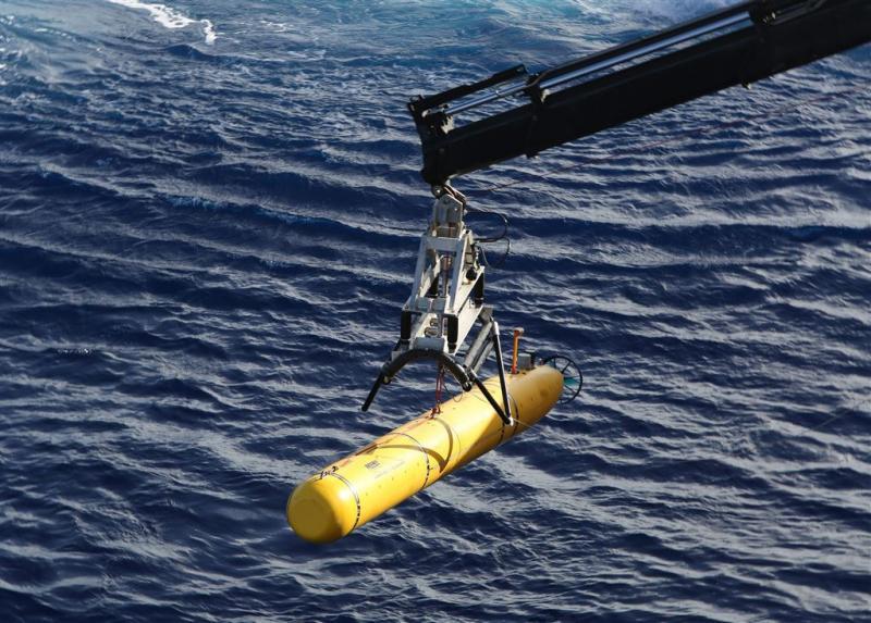 China onderschept onderzeedrone VS