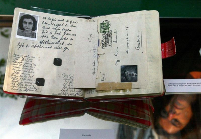 Anne Frank mogelijk toch niet verraden