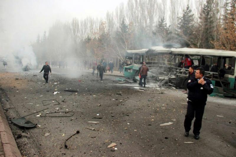 Veel doden en gewonden door aanslag Turkije