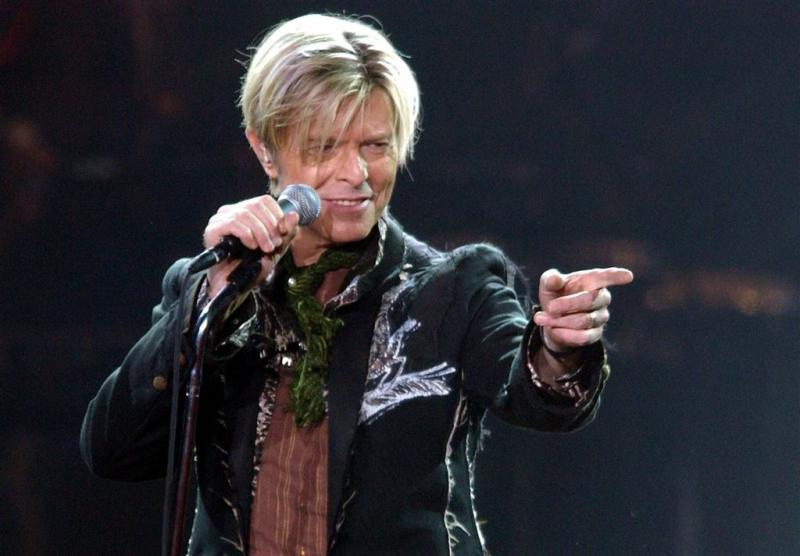 Bowie had geen tijd voor Lord of the Rings