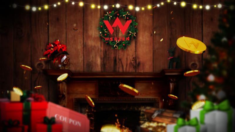 Webzen en Kerst