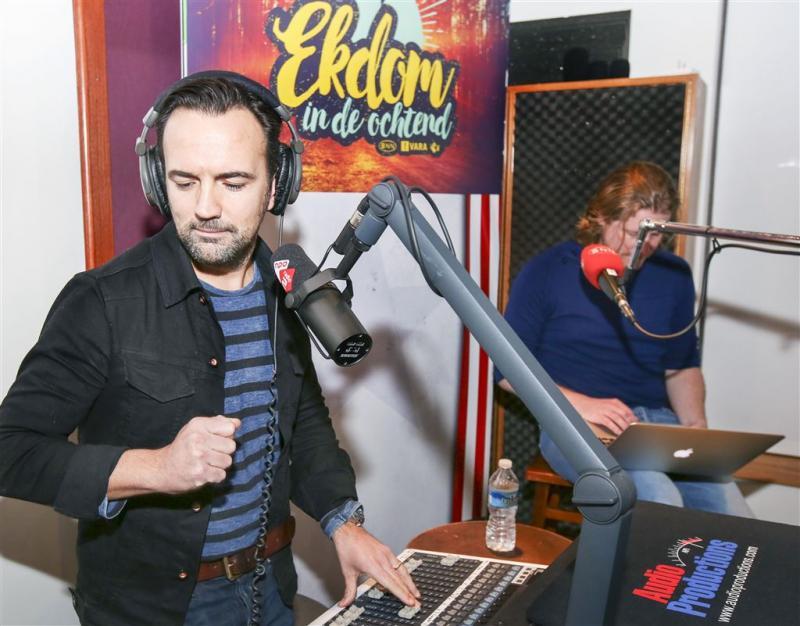 Gerard Ekdom weer in de race voor RadioRing