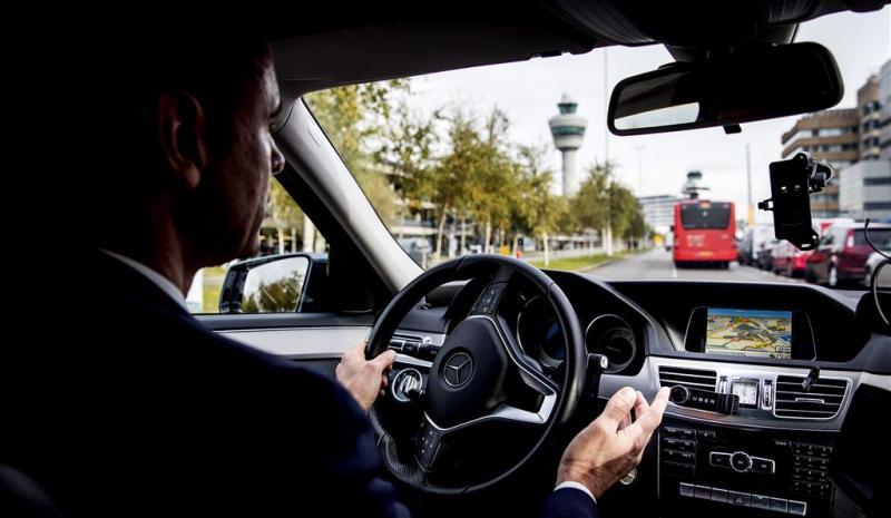 'Miljardenverlies voor Uber'