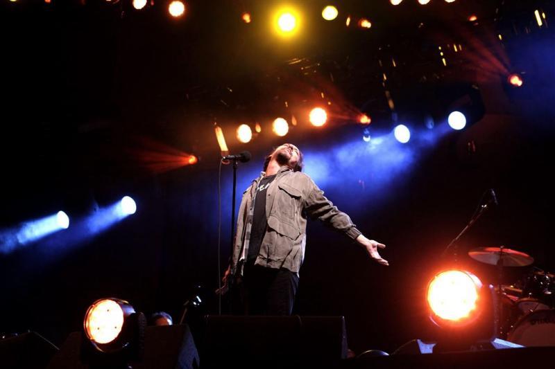 Tupac en Pearl Jam in Hall of Fame